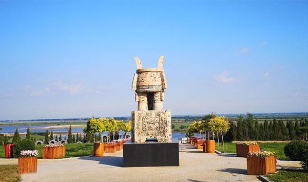 圣河山墓园